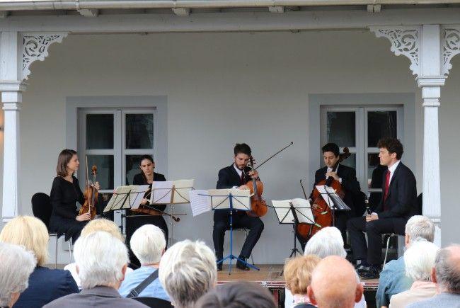 Ensemble Pagon im Kloster St. Josef