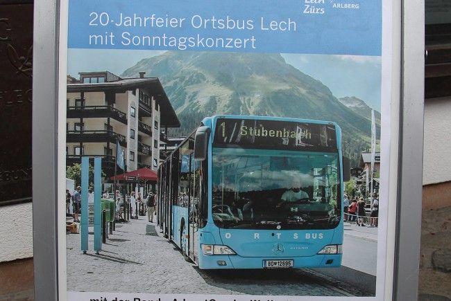AdventCombo bei 20 Jahre Ortsbus Lech