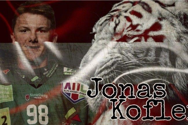 Jonas Kofler geht mit den Wäldern in die neue Saison