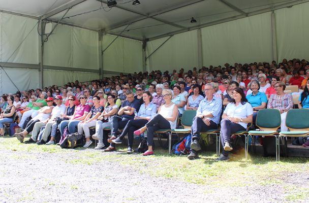 Knapp 600 Mohi-HelferInnen folgten der Einladung nach Klösterle.