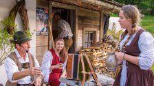 Sagenfestspiele im Silbertal eröffnet