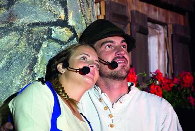 Montafoner Sagenfestspiele