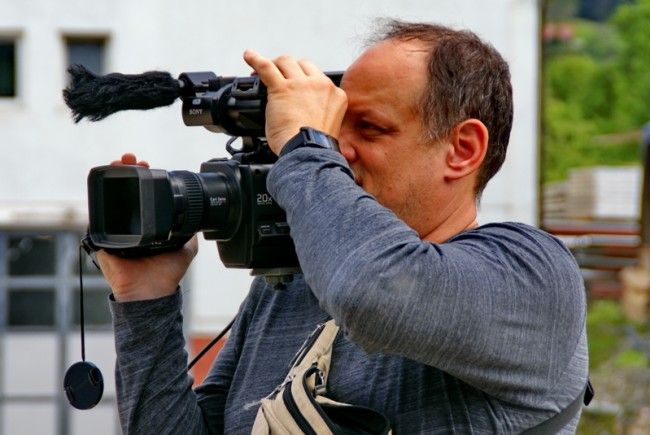Kamera läuft - und Action!