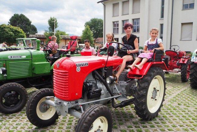 Dorffest in Meiningen
