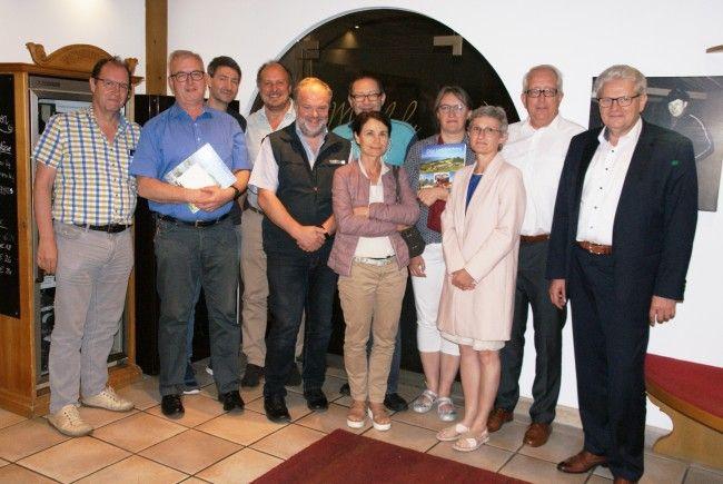 Regio Leiblachtal dankte den Hausärzten der Region