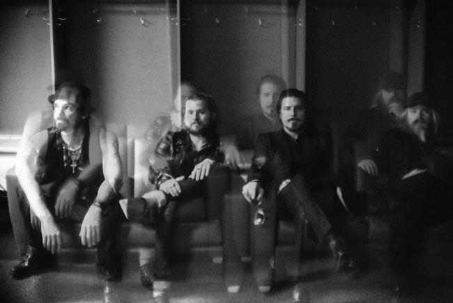 Die Rival Sons geben am 4. August ihr Konzert