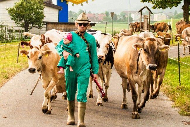 Familie Borg lädt zu Rock am Bauernhof – heuer am 12. August.