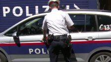 Sicherheitswachebeamte in Vorarlberg im Einsatz