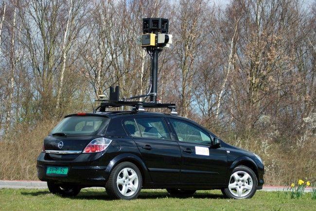 Auch Österreich wird demnächst in Google Street View ersichtlich sein
