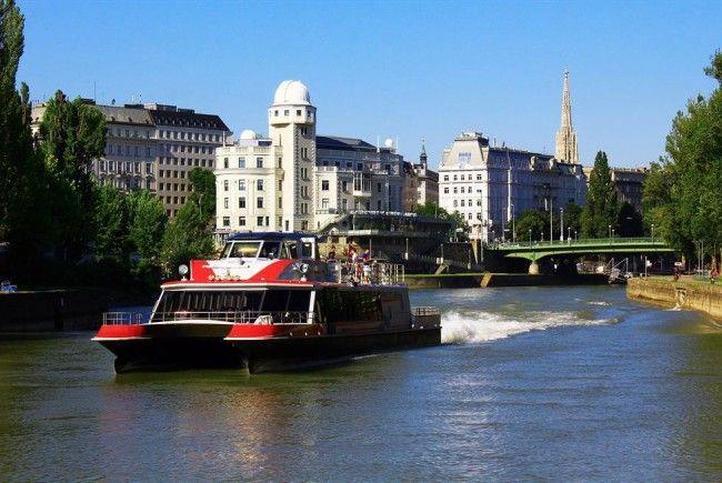 Wien per Schiff und Boot erleben: Die besten Tipps zu Ausflügen am Wasser