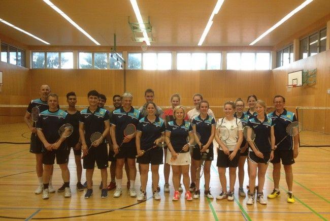 Die Teilnehmer der diesjährigen Vereinsmeisterschaft.