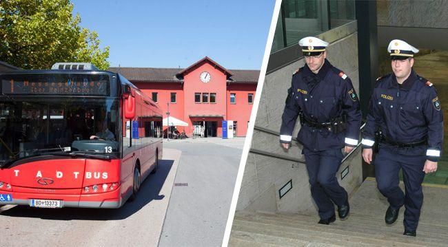 Bahnhof Dornbirn: Wird das Polizei-Revier gebaut?
