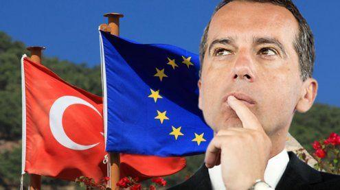 """Kern stellt klar: """"Nie im Leben kann die Türkei in die EU"""""""