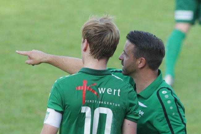 Große Personalsorgen für Meister FC Langenegg