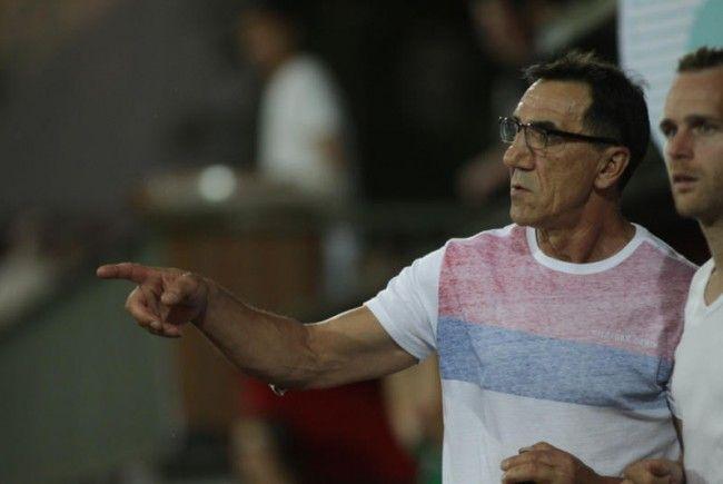 Was sagen die Trainer Mader, Plakalovic, Eisele und Milovanovic