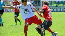 FC Dornbirn hat gegen Wörgl Heimsieg im Visier