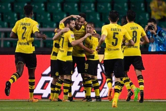 Weil Aubameyang bei Borussia Dortmund bleibt: Hitzfeld traut BVB die Meisterschaft zu