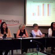 Land präsentierte Bericht zur Gleichstellung in Vorarlberg