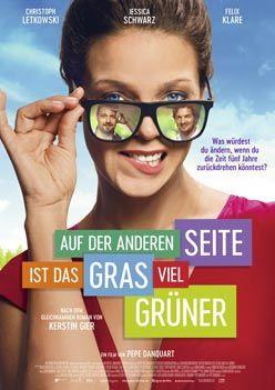 Auf der anderen Seite ist das Gras viel grüner – Trailer und Kritik zum Film
