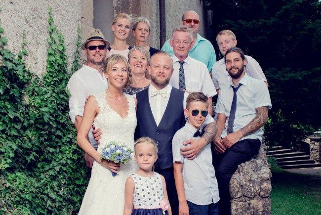 Hochzeit von Alexandra Mattis und Thomas Danko