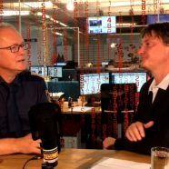 Landespolizeidirektor Hans-Peter Ludescher im VOL.AT-Live-Talk