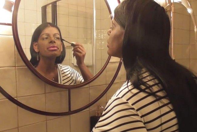 """Martina Big: """"Ich bin jetzt eine schwarz-afrikanische Barbie."""""""