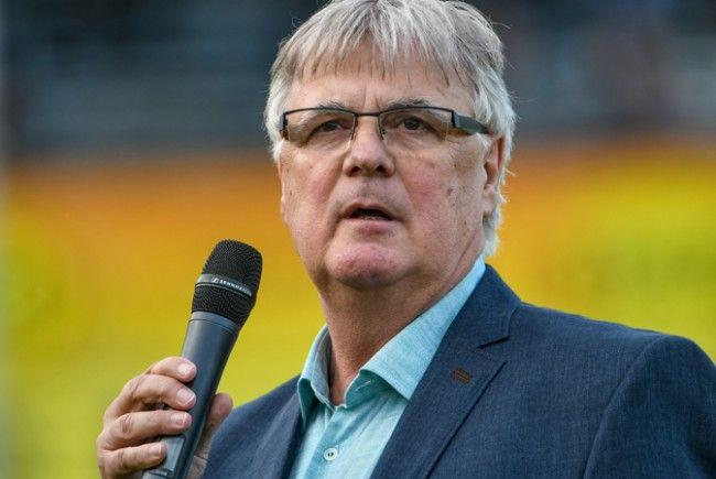 Für Austria-Präsident Hubert Nagel macht vor allem der Hauptsponsor den Unterschied zu den Bundesligisten aus Altach.