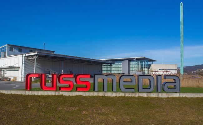 Russmedia investiert 100 Millionen in Digitalisierung.