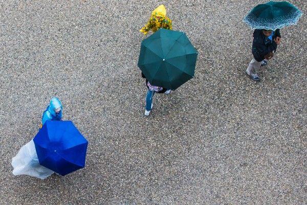 Vorarlberg: Niederschläge lassen bis zum Nachmittag nach