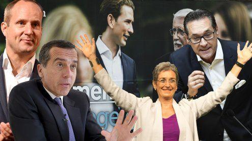 Wahlkampf: So viel gaben die Parteien bisher für Werbung aus