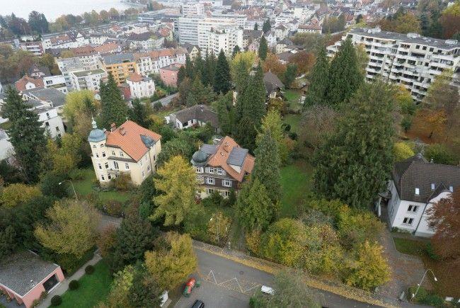 Eine Initiative will die Villa Freudeck vom Abriss bewahren.