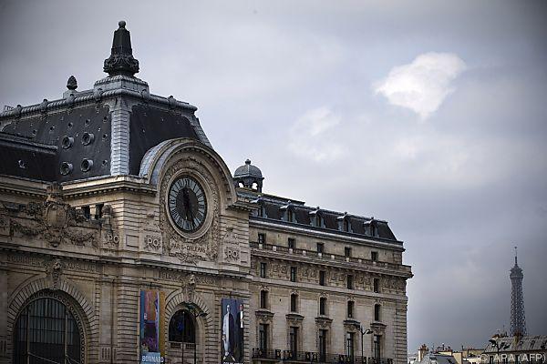 5.700 Personen kamen täglich ins Musée d'Orsay