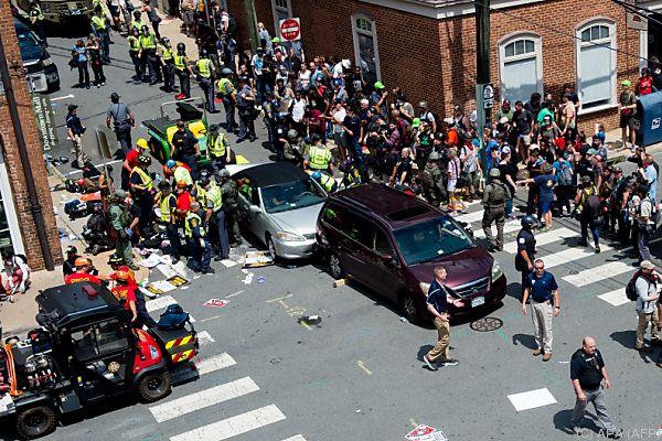 Zahl der Verletzten noch unklar