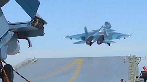 200 IS-Kämpfer bei russischem Luftschlag in Syrien getötet