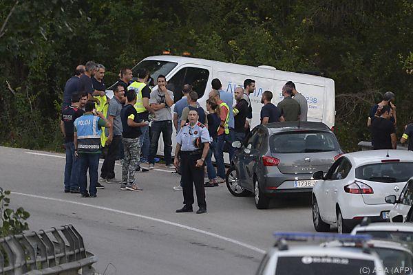 Terrorzelle in Barcelona zerschlagen