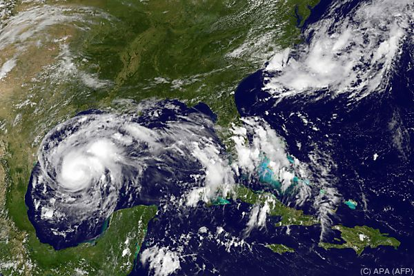 Texas rüstet sich für Hurrikan