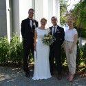 Hochzeit von Julia Hämmerle und Robert Bösch