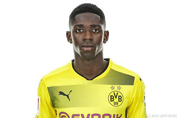 Dortmunds Ousmane Dembele verpasste Training