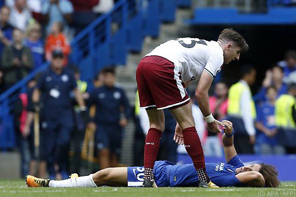 Chelsea verlor daheim gegen Burnley mit 2:3