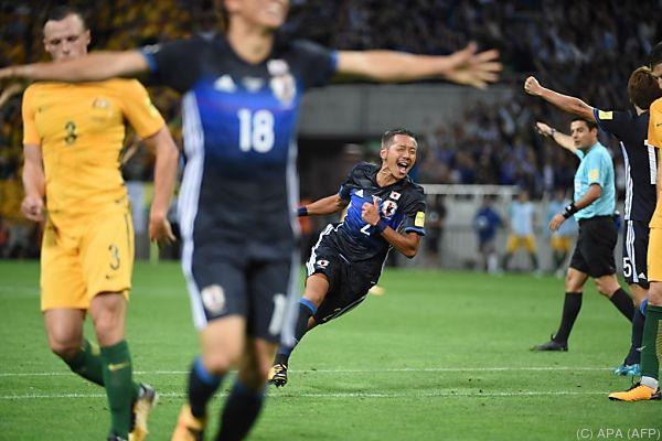 Asano trifft: Japan für die WM qualifiziert!
