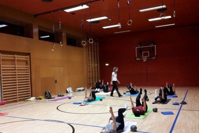 Pilates-Aktiv