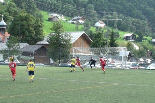 Video! Aufsteiger Klostertal deklassiert Satteins mit 5:0