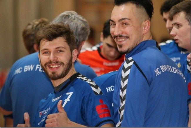 Feldkirchs Handballer wollen Cupsieg