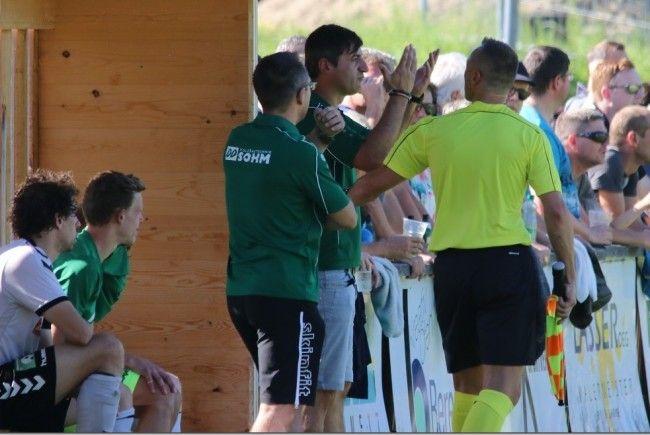 FC Alberschwende im Lernprozess, aber Optimismus überwiegt