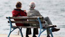 Pensionen sollen 2018 um 1,6 Prozent steigen