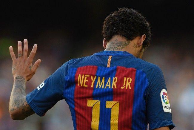 Fans enttäuscht: Heute kein Paris-Debüt für Neymar