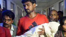 Drama in Klinik: 63 tote Kinder in fünf Tagen