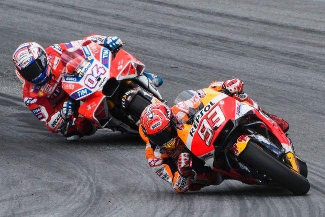 Motorrad: Marquez will Höhenflug in Silverstone fortsetzen