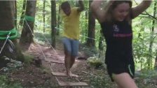"Antenne Vorarlberg testet den ""Wildsau Dirt Run"""