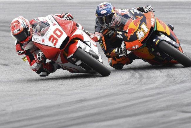 Ducati-Pilot Dovizioso siegte in Spielberg